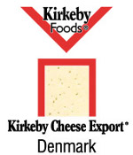 Logo Kirkeby Cheese